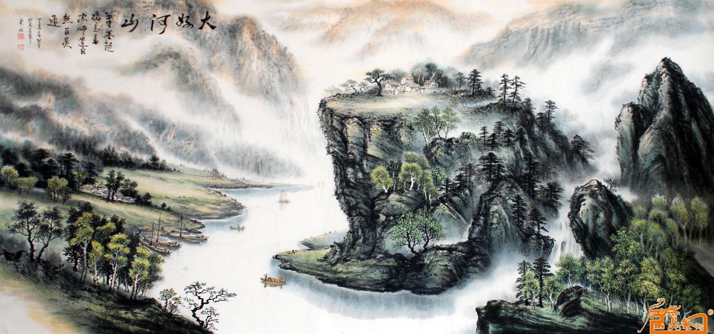 描写祖国大好河山的诗望洞庭独坐敬亭山忆江南刘禹锡李白白居易湖光